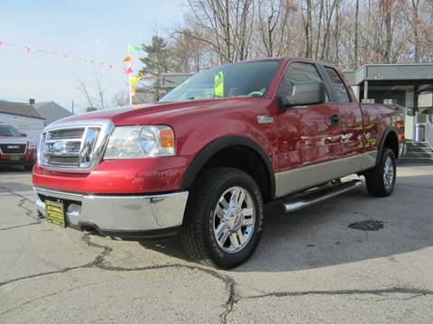 2008 Ford F-150 for sale in West Warwick, RI