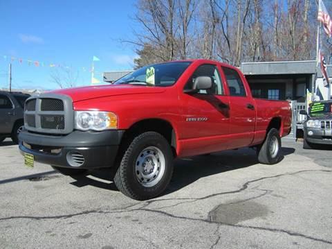 2005 Dodge Ram Pickup 1500 for sale in West Warwick, RI