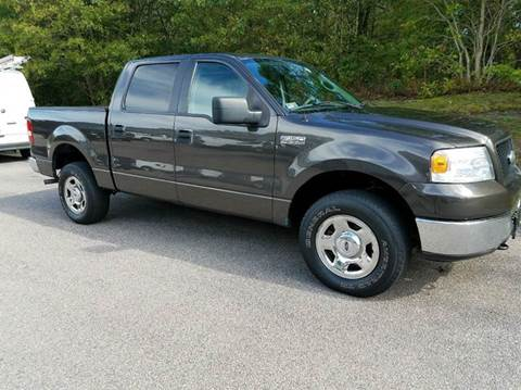 2006 Ford F-150 for sale in West Warwick, RI