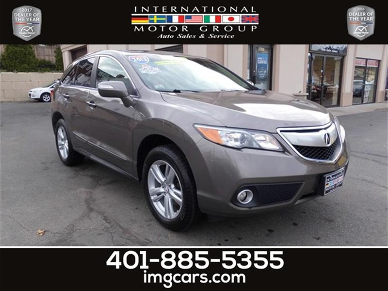 2013 Acura Rdx AWD 4dr SUV w/Technology Package In Warwick RI ... on