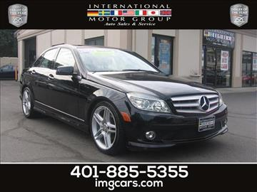 2010 Mercedes-Benz C-Class for sale in Warwick, RI
