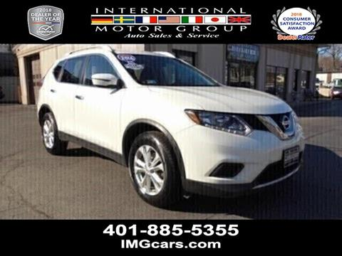 2016 Nissan Rogue for sale in Warwick, RI