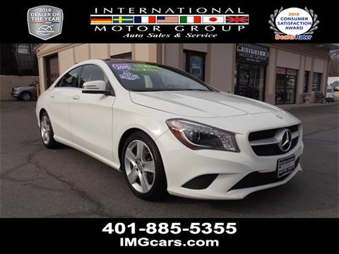 2015 Mercedes-Benz CLA for sale in Warwick, RI