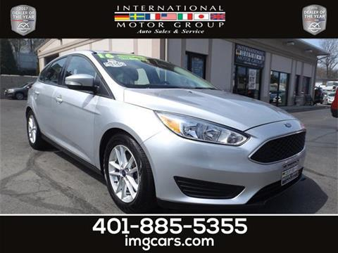 2016 Ford Focus for sale in Warwick, RI