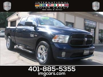 2014 RAM Ram Pickup 1500 for sale in Warwick, RI
