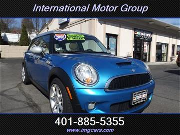 2008 MINI Cooper Clubman for sale in Warwick, RI