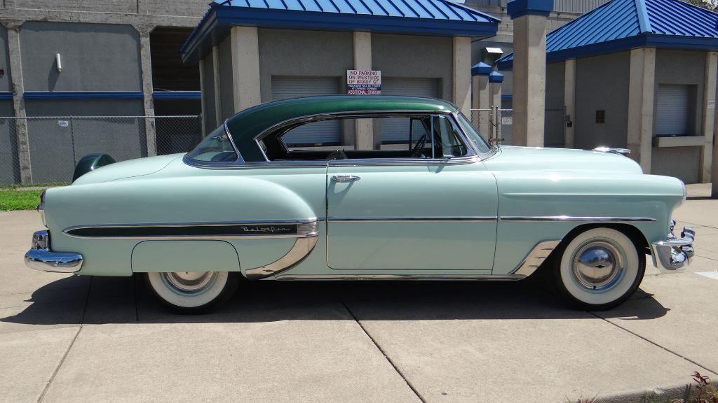 1953 chevrolet bel air 2 door hardtop in davenport ia for 1953 chevy belair 2 door hardtop
