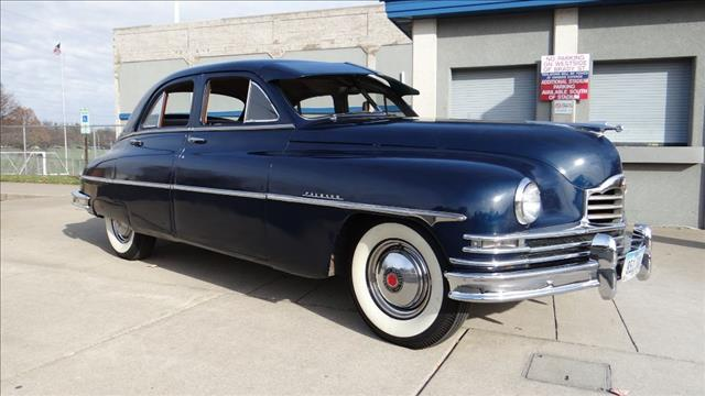1950 Packard EIGHT for sale in Davenport IA