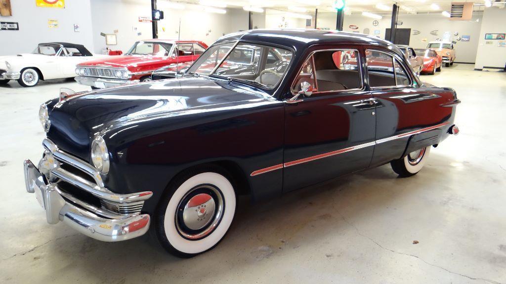 1950 ford deluxe 2 door sedan in davenport ia klemme for 1950 ford sedan 2 door