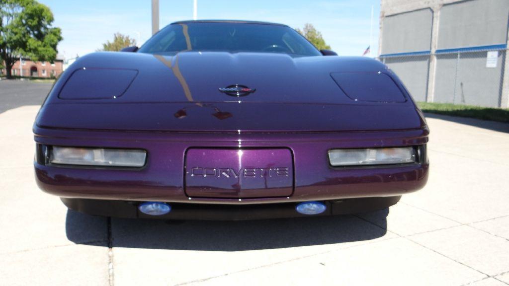 1994 Chevrolet Corvette Base 2dr Std Convertible In