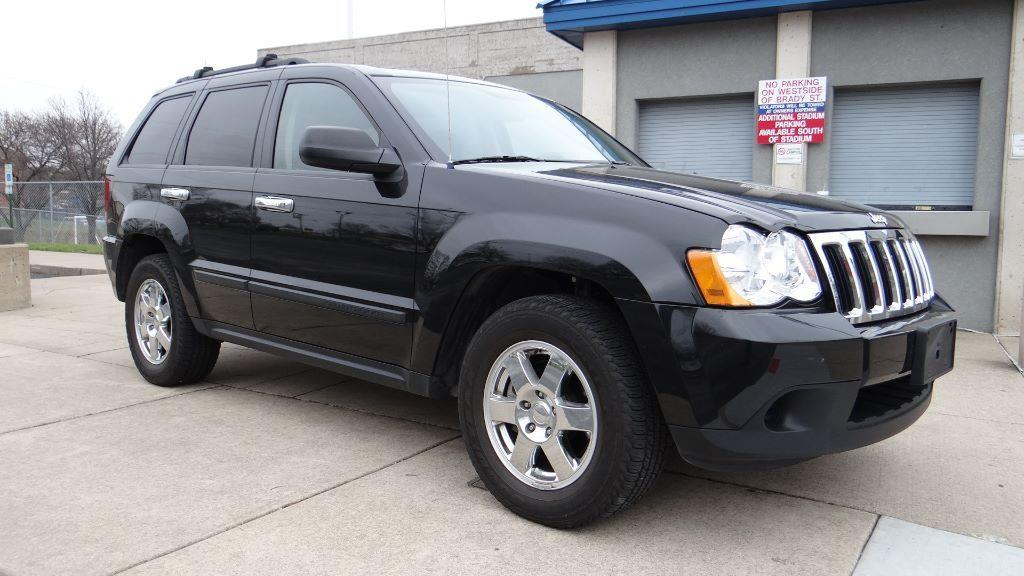 2009 jeep grand cherokee laredo 4x4 4dr suv in davenport ia klemme klassic kars. Black Bedroom Furniture Sets. Home Design Ideas