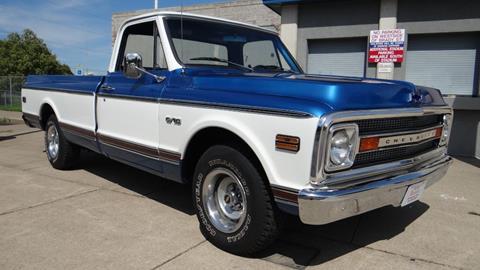 1969 Chevrolet C/K 10 Series for sale in Davenport, IA