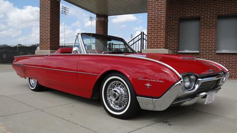 1962 Ford Thunderbird for sale in Davenport, IA