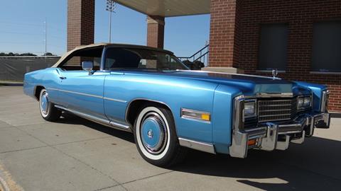 1976 Cadillac Eldorado for sale in Davenport, IA