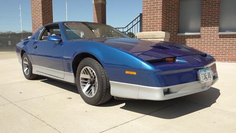 1989 Pontiac Firebird for sale in Davenport, IA