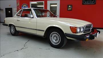 Klemme klassic kars classic cars for sale davenport ia for Mercedes benz davenport iowa
