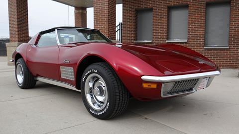 1971 Chevrolet Corvette for sale in Davenport, IA