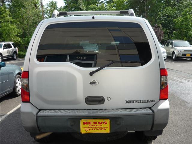 2001 Nissan Xterra SE*NICELY***4X4* - Chantilly VA