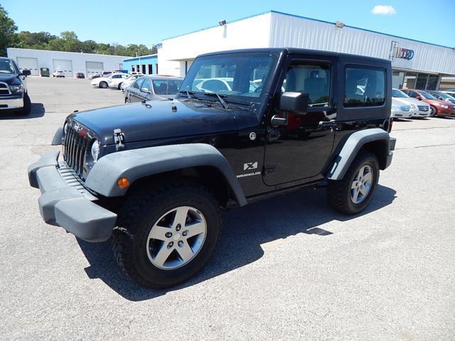 2008 Jeep Wrangler for sale in Seminole OK
