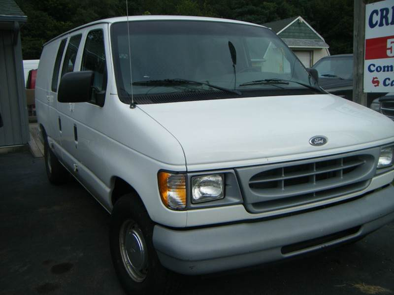 1998 ford e 150 base 3dr econoline cargo van in mishawaka for Crider motors mishawaka in