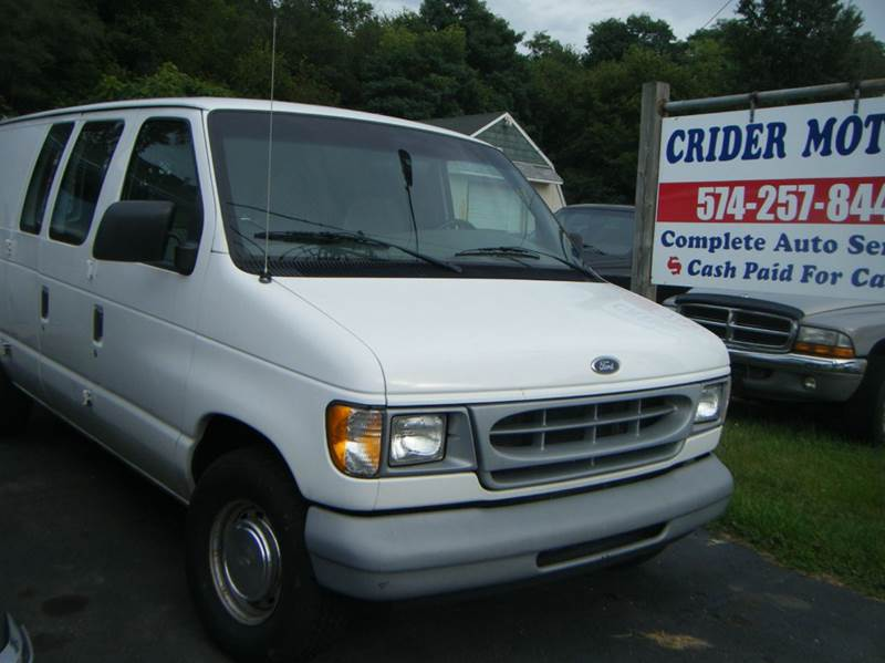 1998 ford e 150 for sale for Crider motors mishawaka in