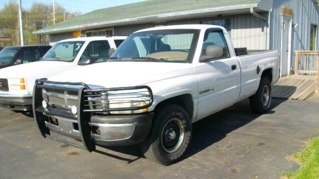 1999 dodge ram pickup 1500 laramie slt 2dr standard cab sb for Crider motors mishawaka in