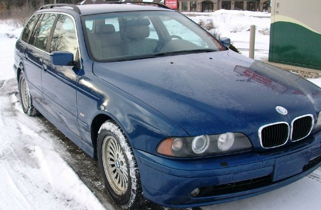 2001 bmw 5 series 525i 4dr sport wagon for sale in for Crider motors mishawaka in