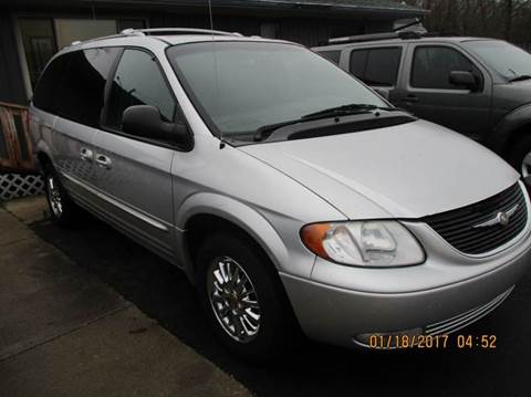 2004 chrysler town and country for sale for Crider motors mishawaka in