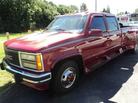 Gmc Sierra 3500 For Sale Indiana
