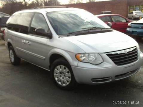 Chrysler town and country for sale mishawaka in for Crider motors mishawaka in
