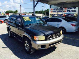 2000 Nissan Pathfinder For Sale In Cocoa Fl