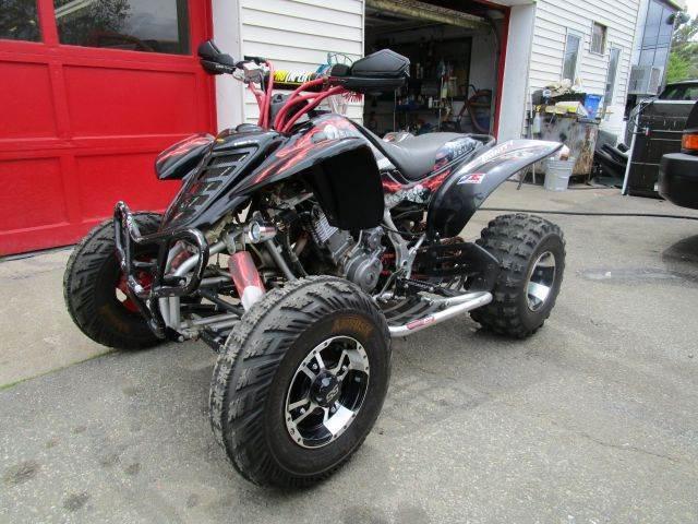 2002 Yamaha Raptor