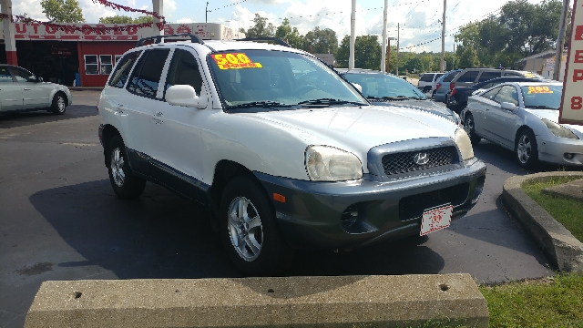2004 Hyundai Santa Fe Fwd 4dr SUV - Westerville OH