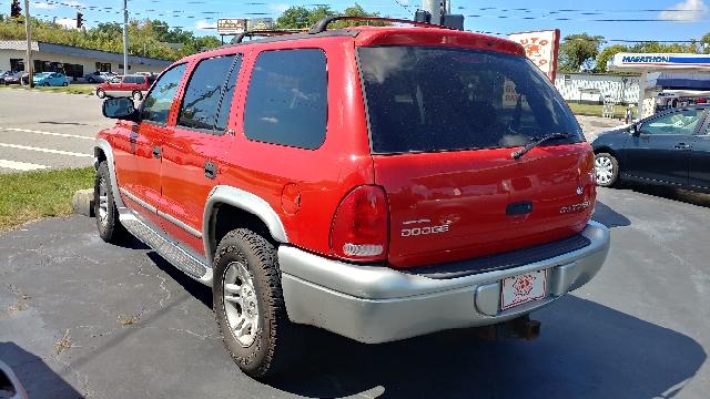 2002 Dodge Durango SLT Plus 4WD 4dr SUV - Westerville OH