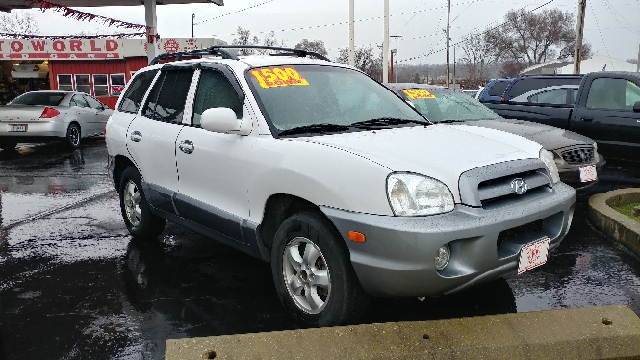 2005 hyundai santa fe awd gls 4dr suv in westerville oh auto world. Black Bedroom Furniture Sets. Home Design Ideas