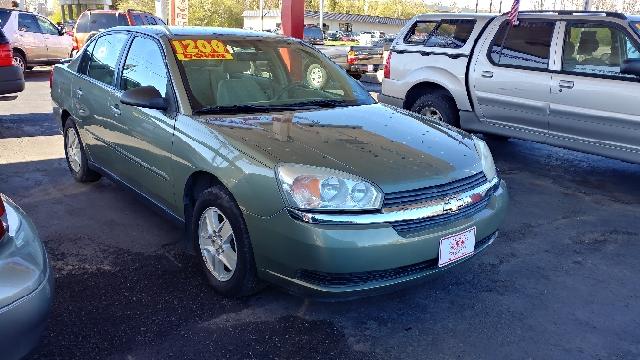 2005 Chevrolet Malibu LS 4dr Sedan - Westerville OH
