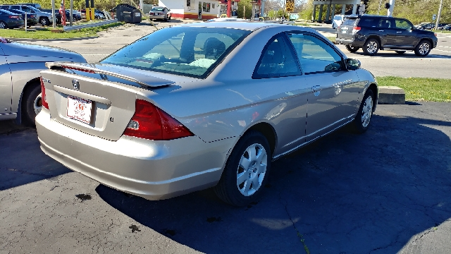 2002 Honda Civic EX 2dr Coupe w/Side Airbags - Westerville OH
