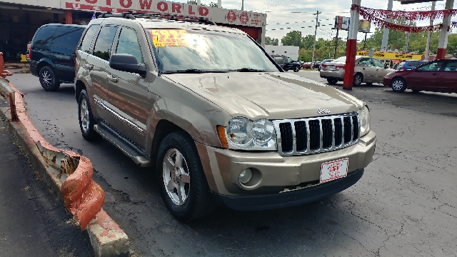 2005 Jeep Grand Cherokee 4dr Limited 4WD SUV - Westerville OH