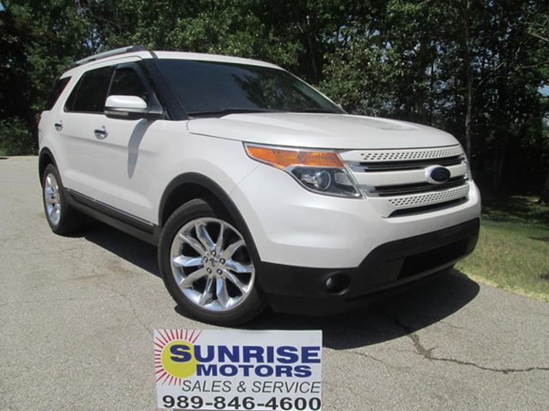 Sunrise Motors - Used Cars - Standish MI Dealer