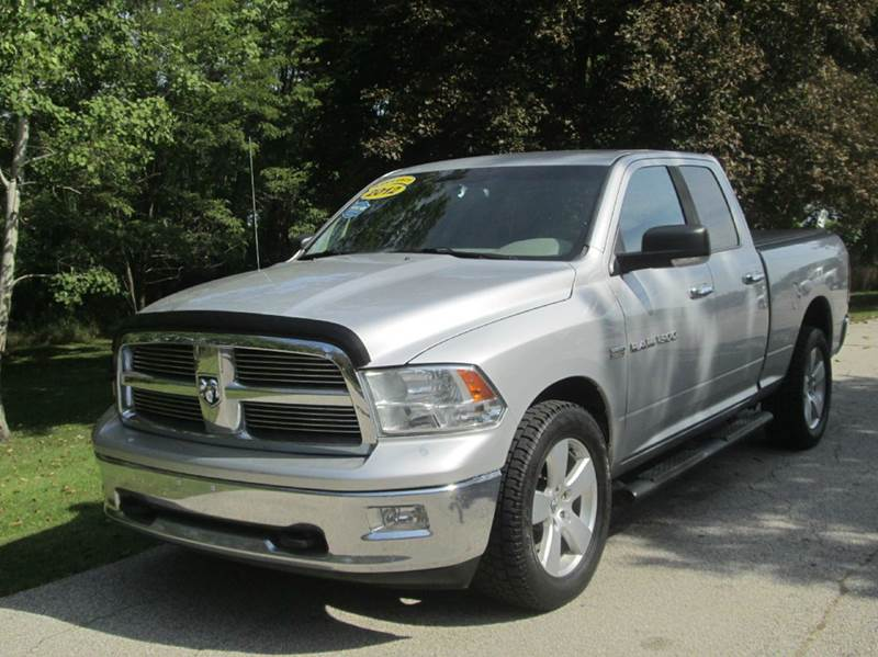 2012 Dodge Ram Pickup 1500