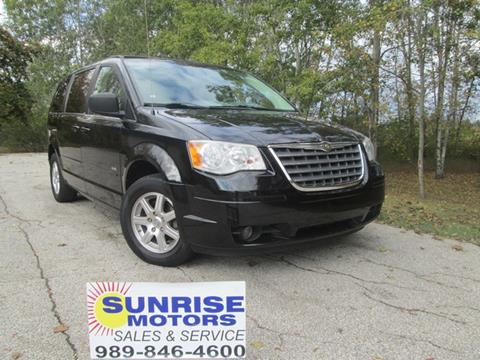 2008 Chrysler Town and Country for sale in Standish, MI