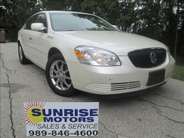 2008 Buick Lucerne for sale in Standish, MI