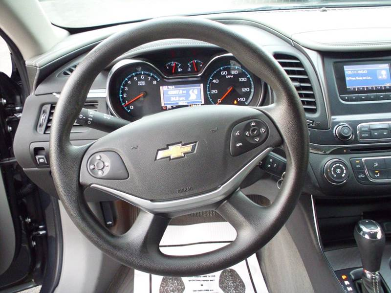 2014 Chevrolet Impala LS Fleet 4dr Sedan - Aurora IL