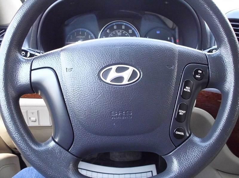 2008 Hyundai Santa Fe GLS 4dr SUV 4A - Aurora IL