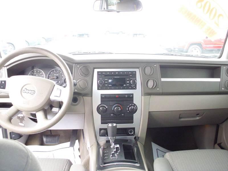 2008 Jeep Commander 4x4 Sport 4dr SUV - Aurora IL