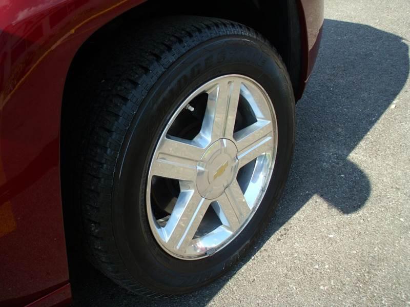 2008 Chevrolet TrailBlazer 4x4 LT1 4dr SUV - Aurora IL