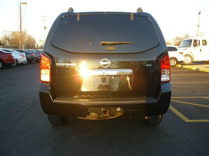 2010 Nissan Pathfinder 4x2 S FE+ 4dr SUV - Aurora IL
