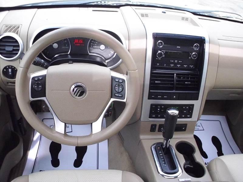 2010 Mercury Mountaineer AWD 4dr SUV - Aurora IL