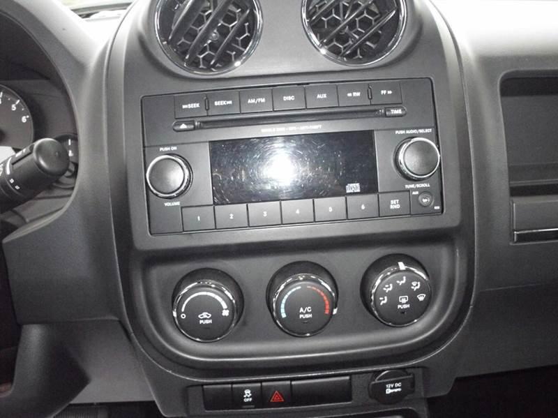 2012 Jeep Patriot 4x4 Sport 4dr SUV - Aurora IL