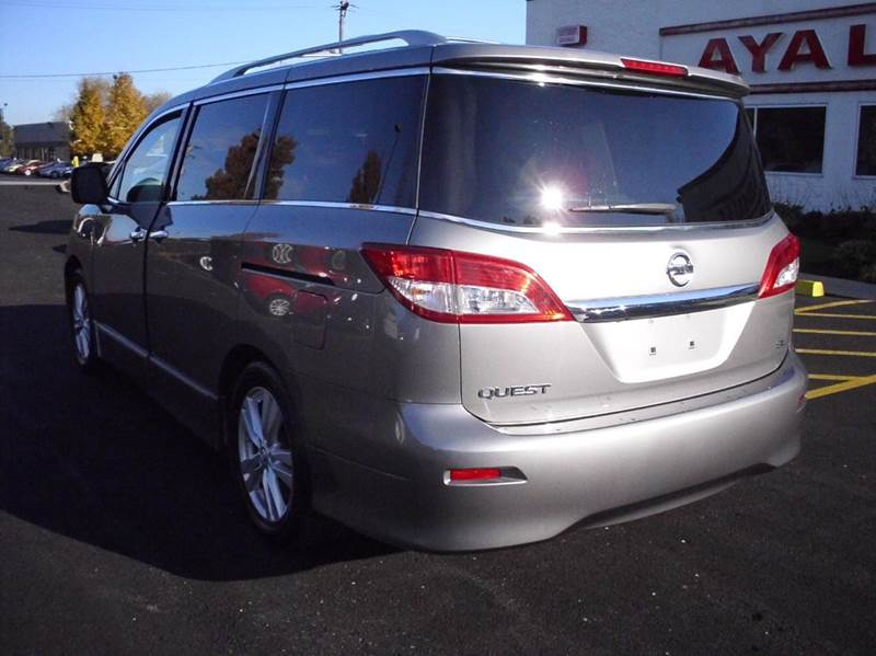 2012 Nissan Quest 3.5 SL 4dr Mini-Van - Aurora IL